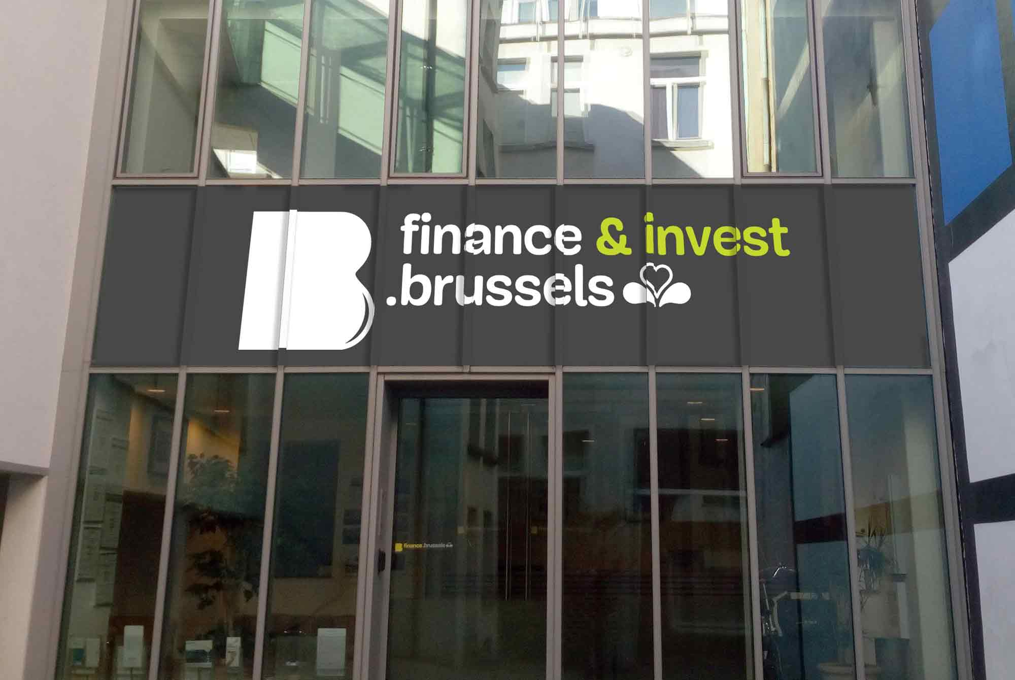 finance and Invest brussels impression par Solutions iD