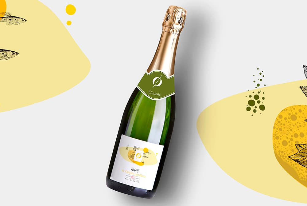Vinao champagne classic - Solutions iD