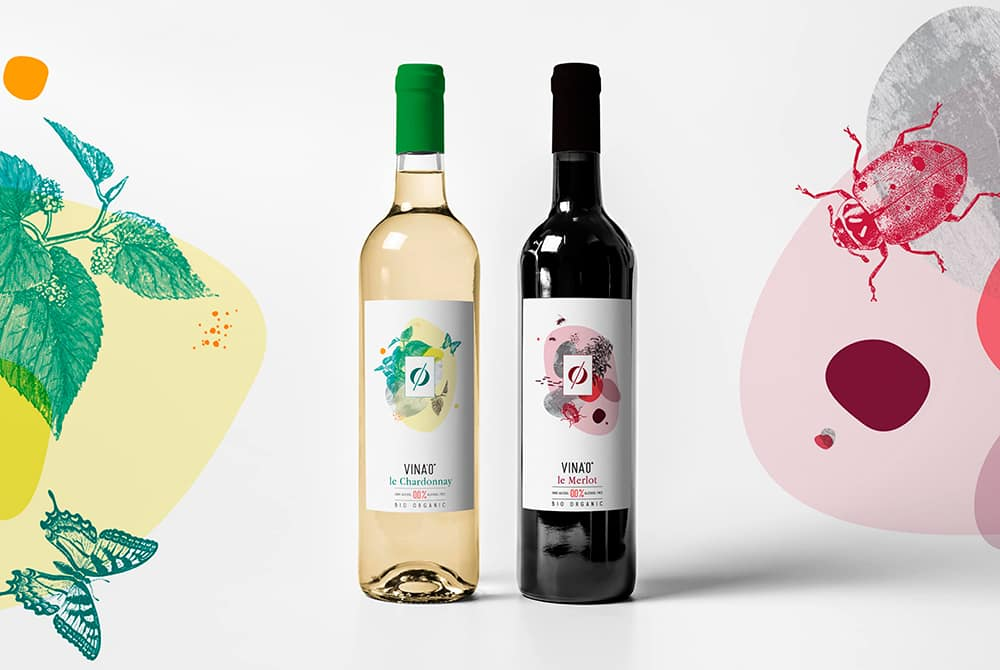 Vinao chardonnay & merlot - Solutions iD