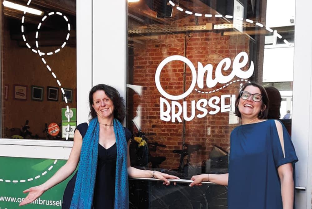 Once Brussels - femme