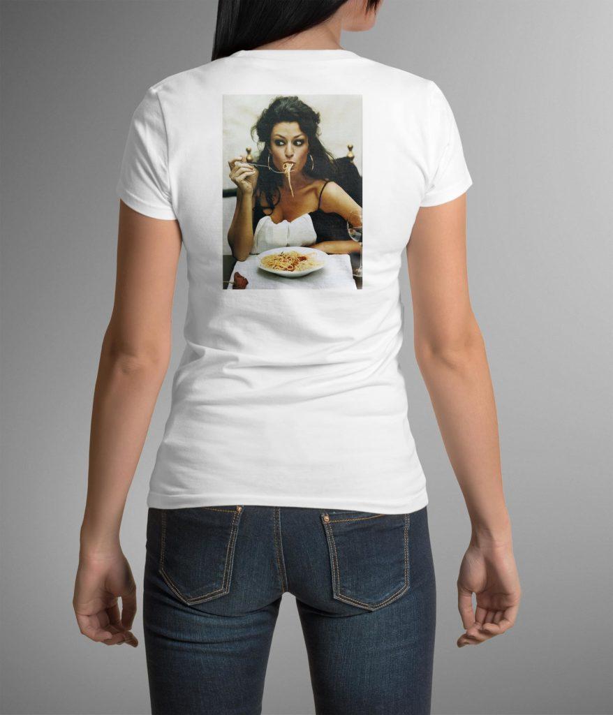 Storia Italiana - T-shirt vue de dos