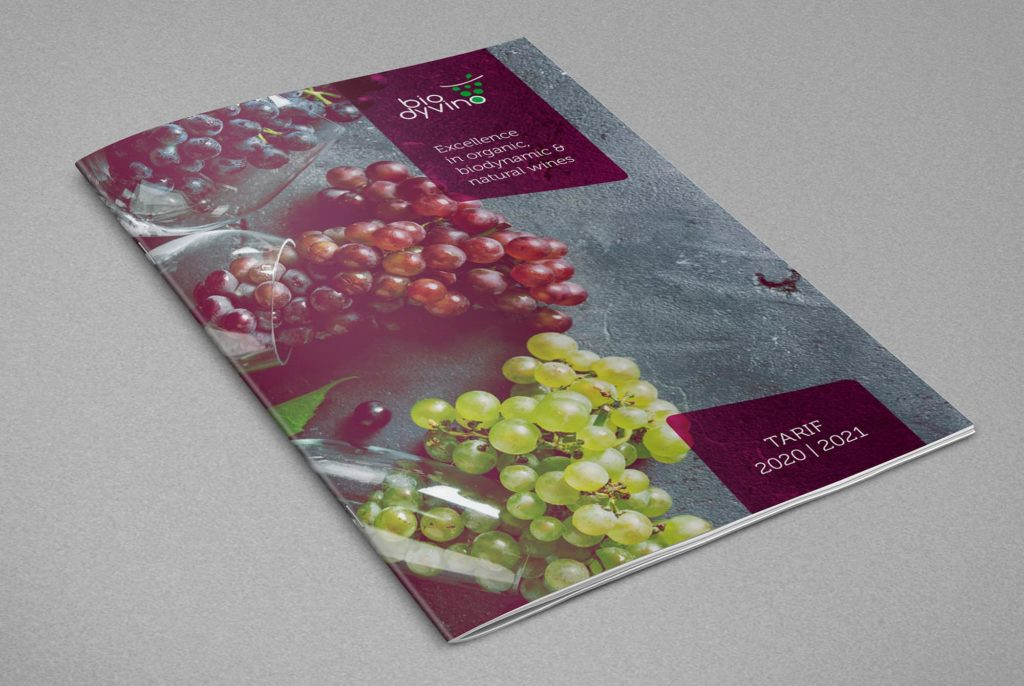 Biodivino - Prix couverture